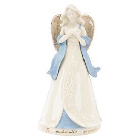 Musical Angel Figurine