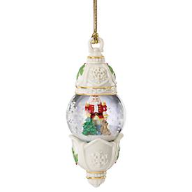 Nutcracker Snowglobe Ornament