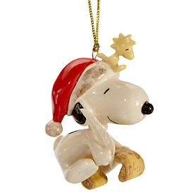 SNOOPY&#8482 's List for Santa Ornament
